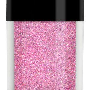 Lecente Tickle Me Pink Iridescent Glitter