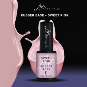 RUBBER BASE – SWEET PINK 5ml