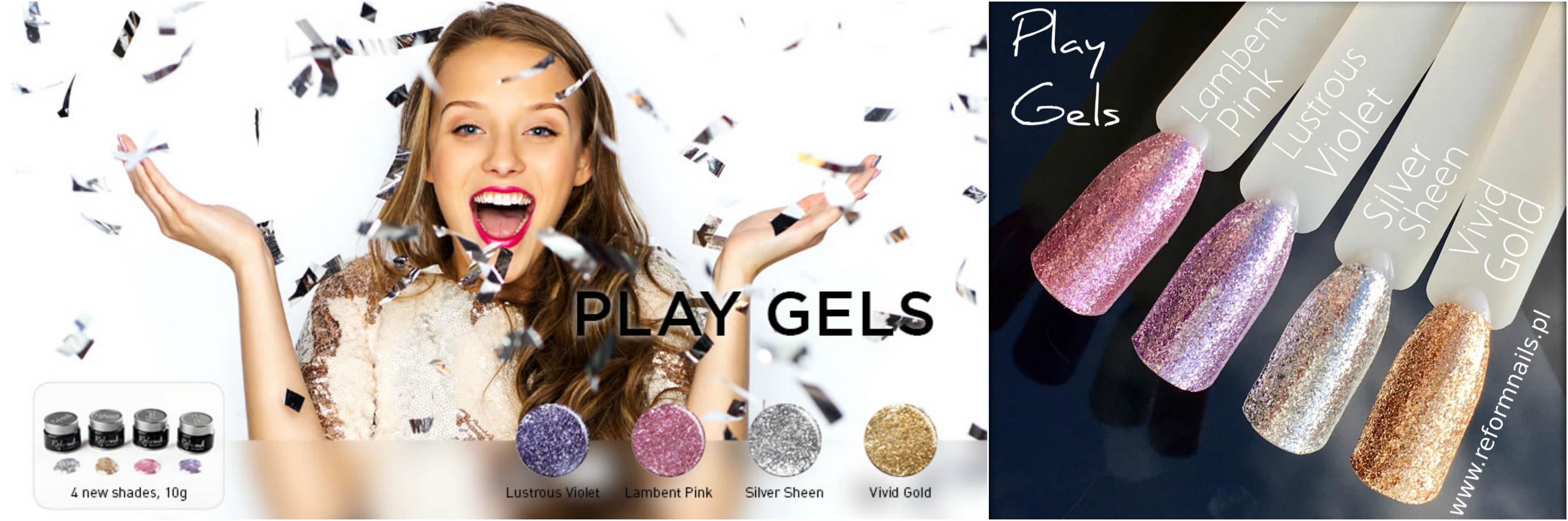 Play gels