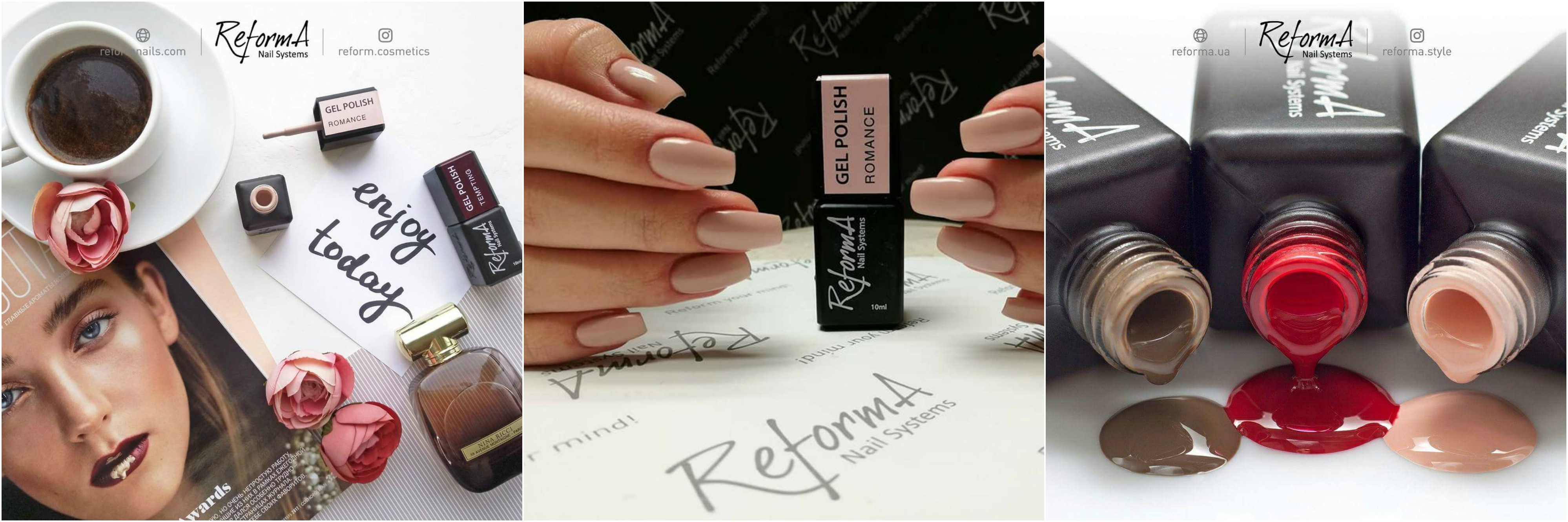 Reforma – enjoy today